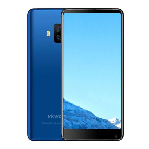 Your Own Brand Phone 18:9 in-cell 5500mAh Cell Phone Android 7.0 VKWORLD S8 5.105'' Octa Core unlocked smartphone 4g lte