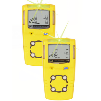 MC2-4 Portable Four in One Combination Gas Detector (O2/CO/H2S/LEL)