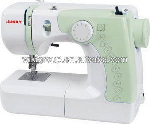 12 patterns sewing machine 1117