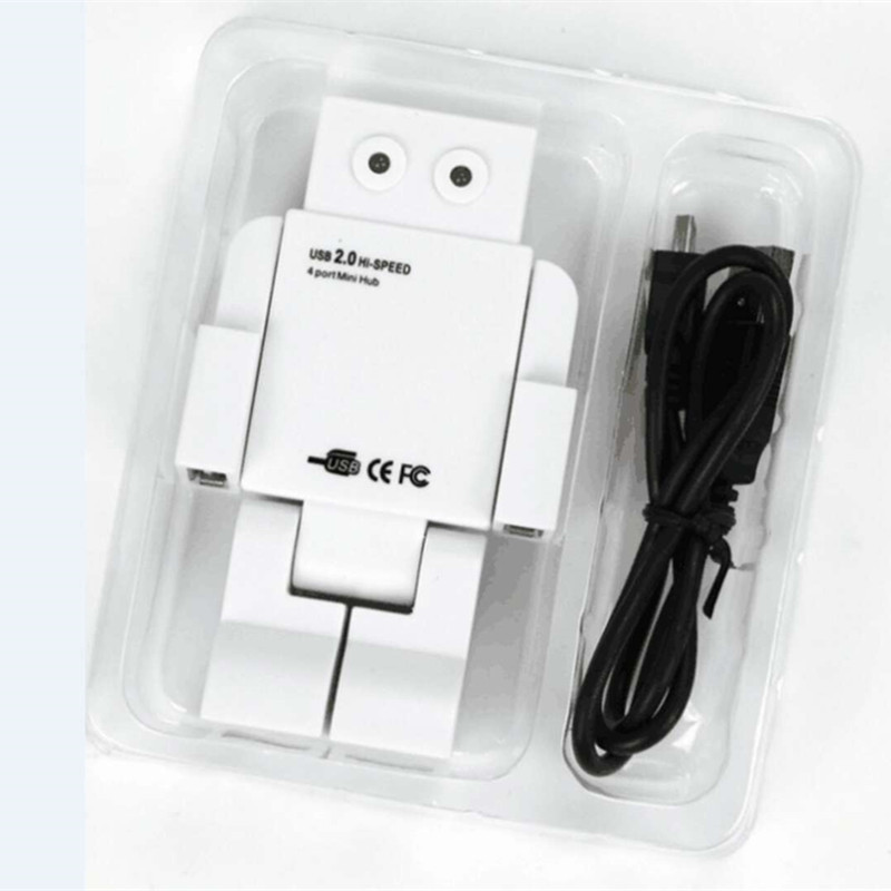 Hot promotional robot man usb hub