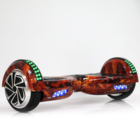 CE hoverboard 2 wheel self balancing electric scooter with samsung battery hoverboard