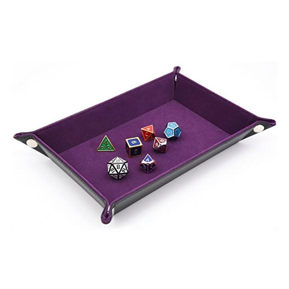 Di buona Qualità In Pelle Fatti A Mano Scatola con Domino e Poker
