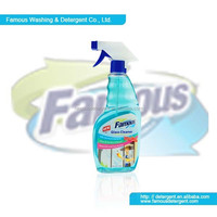 Upgrade Formula Famous 500ml Glass water