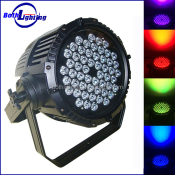 Outdoor Led Color Stage Lights Ip65