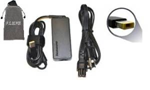 Bundle:3 items - Adapter/Free PC Logo Carry Bag/Power Cord::: Lenovo [ADLX65NLC3A] 65W Adapter For Lenovo ThinkPad X1 Carbon (2nd Gen) Series Ultrabook Model Number: Lenovo ThinkPad X1 Carbon (2nd Gen), Lenovo ThinkPad X1 Carbon (2nd Gen) 20A7002UUS, Lenovo ThinkPad X1 Carbon (2nd Gen) 20A7002WUS,