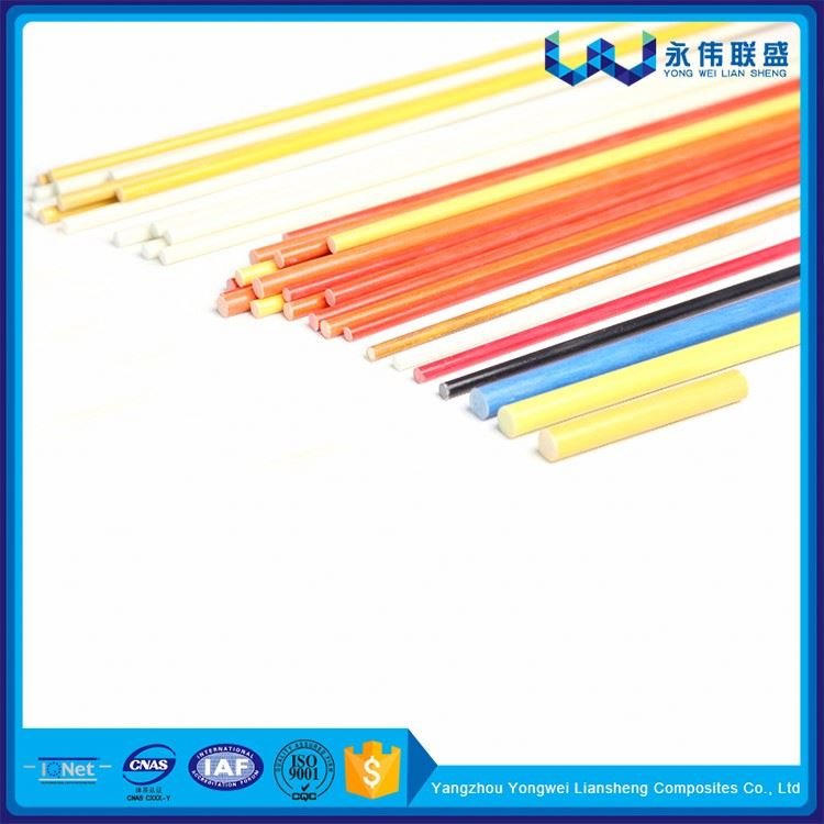 Promotional Flexible Curtain White Solid Rod