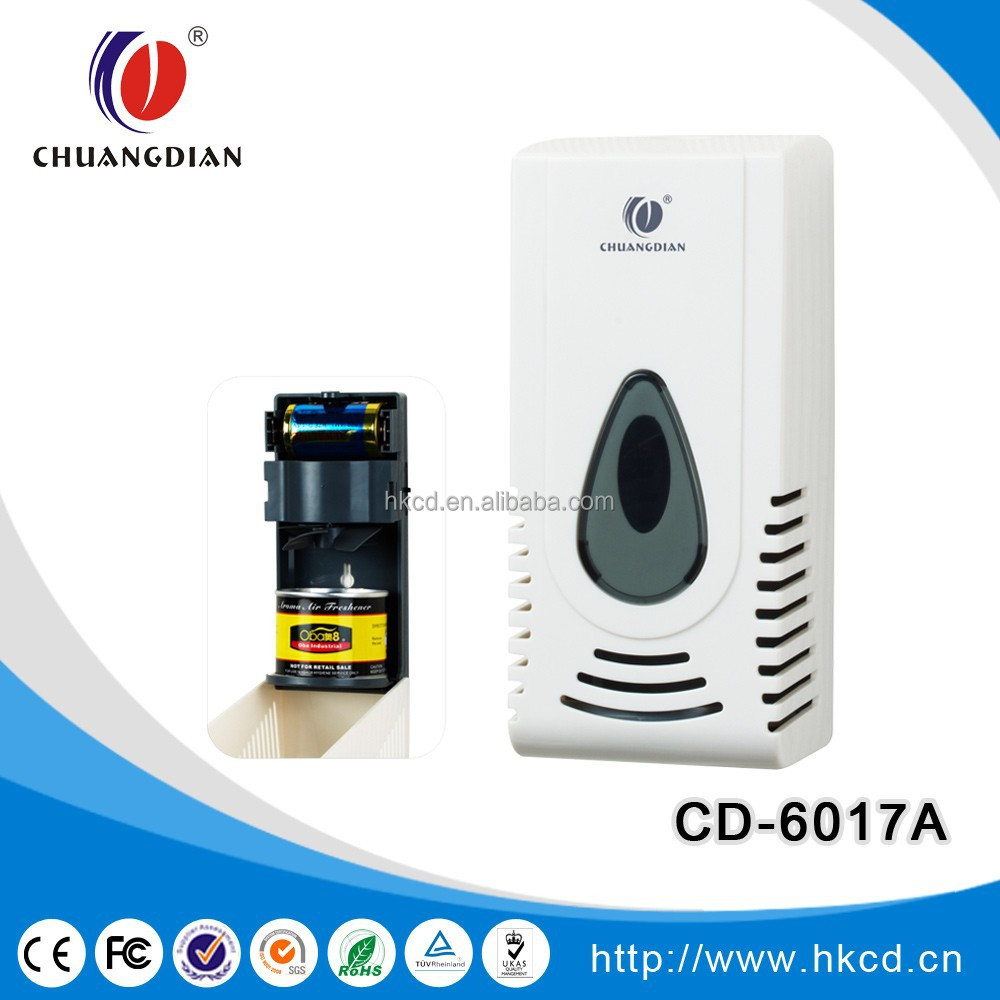 Automatic perfume dispenser with fan CD-6017A