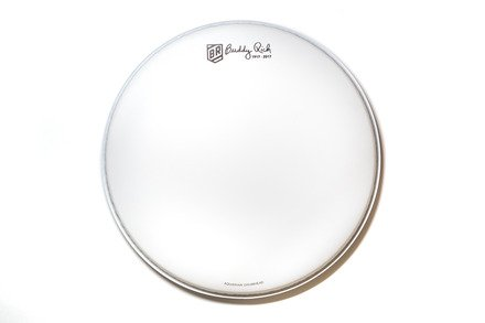 """Aquarian Coated Buddy Rich Snare Drum head 14"""" TCBR14"""