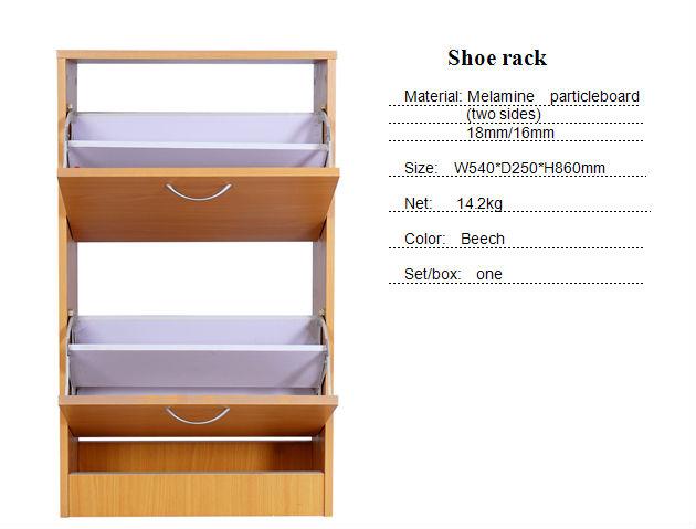 Muebles De Melamina Aglomerado De Madera Zapatero Disenos Simples Buy Muebles Zapatero Madera Estante Del Zapato Estante Del Zapato Disenos Simples