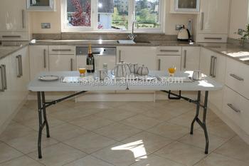 180*76*74 Cm Lateral Doble Mesa De Plástico,Acampa Portable Cocina,Mesa De  Comedor Barato Y 6 Sillas - Buy Cocina Mesa De Comedor,Walmart Sillas De ...