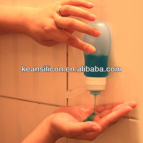 Hotel Shampoo Tube/Liquid Packaging Bottles/Silicone Travel Tubes Manufacturer Wholesale