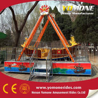 China factory manufacturer amusement rides mini pirate ship indoor or outdoor equipment for sale