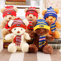 Custom stuffed bear toy custom plush toys teddy bear