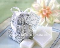 Ocean Breeze Seashell Soap For Wedding Souvenir Gifts