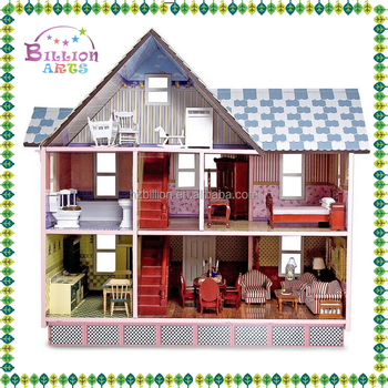Mdf Wooden Craft American Girl Doll Furniture Doll House Buy