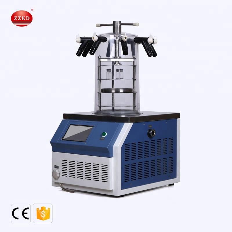 Ce Lab Vacuum Mini Lyophilizer Freeze Dryer Price For Sale - Buy  Lyophilizer For Sale,Lyophilization And Freeze Drying,Lyophilization  Product on