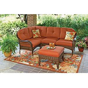 Superb Buy Better Homes And Gardens Azalea Ridge 5 Piece Sectional Uwap Interior Chair Design Uwaporg