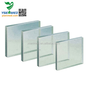YSX1613 Good Quality Radiation Protective X-ray Customized protective lead glass