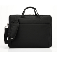 Wholesale waterproof nylon 17 inch business laptop computer bag