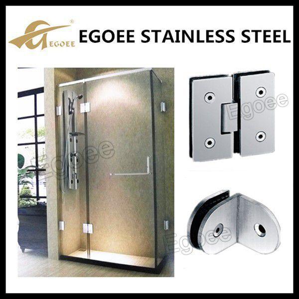 360 Degree Shower Door Pivot Hinge Glass Fittings Buy