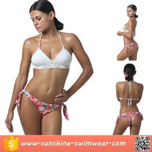 Drop Ship Handmade Crochet Cotton Bikini Swimwear