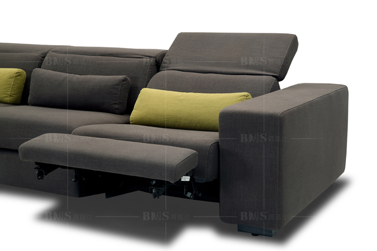 Modern Replica Recliner Sofa Set Three Seat With Chaise - Buy Replica  Sofa,Recliner Sofa,Three Seat With Chaise Product on Alibaba.com