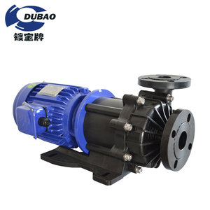 Low pressure sealless magnetic drive chemical liquid transfer Pump chemical circulating pump