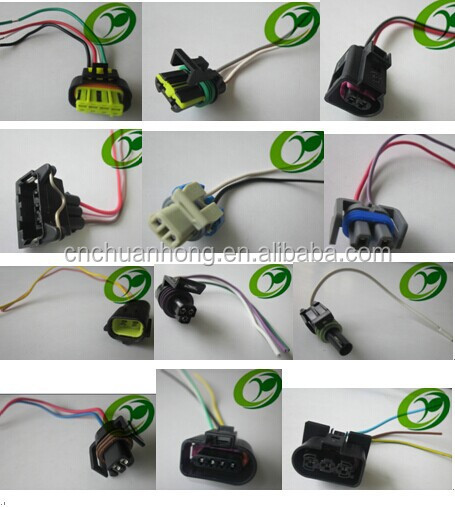OBD Wire harness automobile connector wiring
