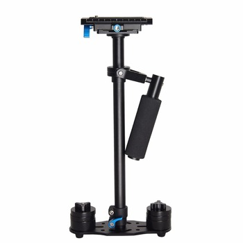 YELANGU S60L Hot Sell Video Steadicam Wholesale Portable Handheld 60cm Digital Camera Stabilizer for Video&DSLR