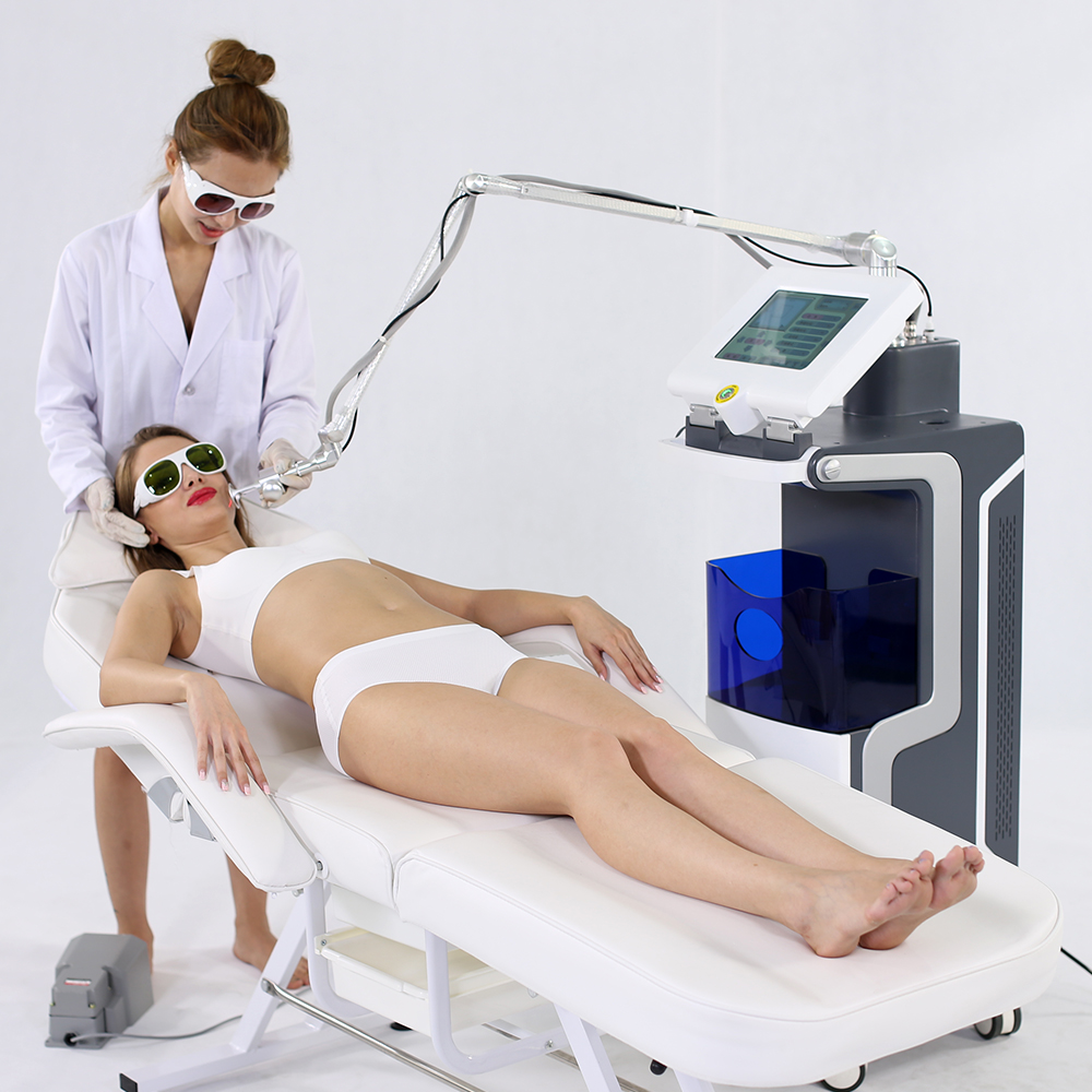 stretch mark removal medical vertical laser beauty machine laser acne scar removal