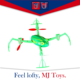 Hot sale quadcopter rc drone paypal, rc quadcopter helicopter for adults