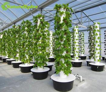 Aeroponic Growing Towers Hydroponics Vertical Garden ...