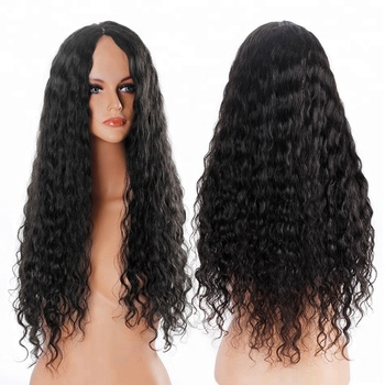 Mink cuticle aligned india hair silk base full lace wig price