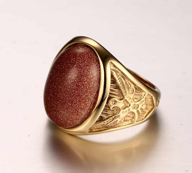 ksf make fashion jewelry big rings gold ring design for