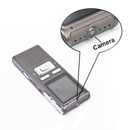 8g Usb Lcd Digital Mini Recorder Long Time Video/voice Record ...