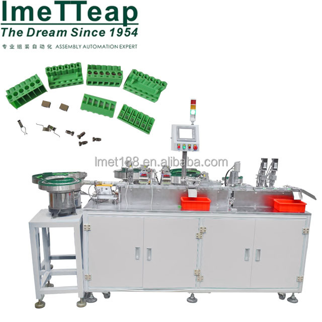 Automated Terminal Block Assembly Equipment