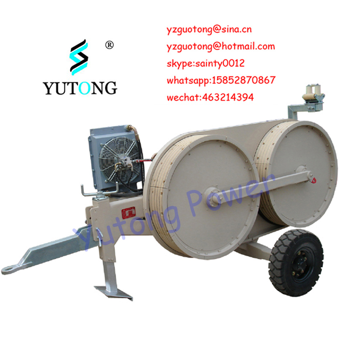 High performance 1x30KN cable laying tensioner with competitive price