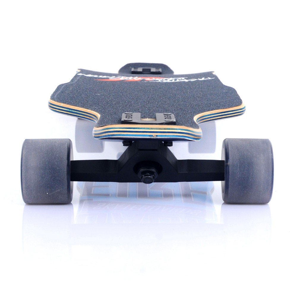 Backfire Natural Blank Drop Through Complete Longboard Professional Speed skateboard