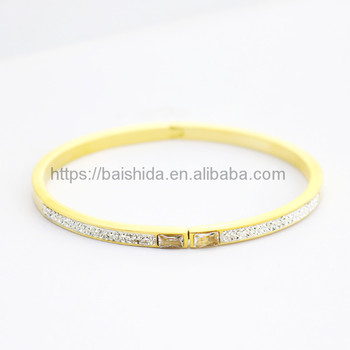 id bracelet luxury jewelry for unnivearsary stainless steel