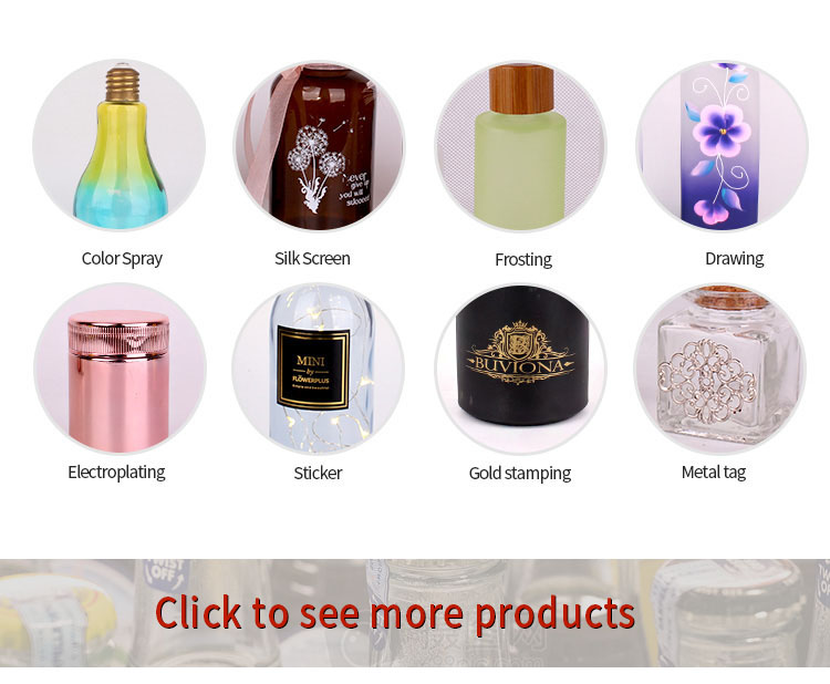 Factory Price 240ml clear airtight pickle Food storage glass jar