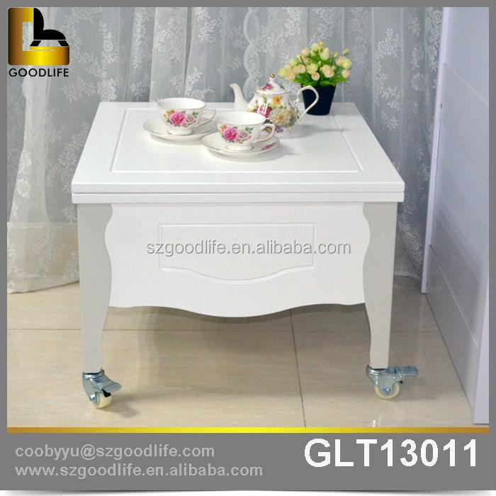 Goodlife nuevo multifuncional de madera mesa de centro de for Mesas diseno italiano