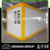 20ft Yellow painted steel frame container homes for sale
