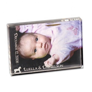 stylish baby photo frame memento gifts