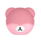 Massager Silicon Face Cleaning Device Skin Care Tools System Pretty Pink Electric thermal silicone facial cleaning brush