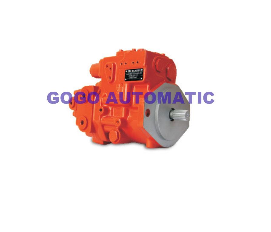 Высокое качество GOGO бренд Гидравлический поршневой насос заменить для kawasaki главный гидравлический k3SP36C