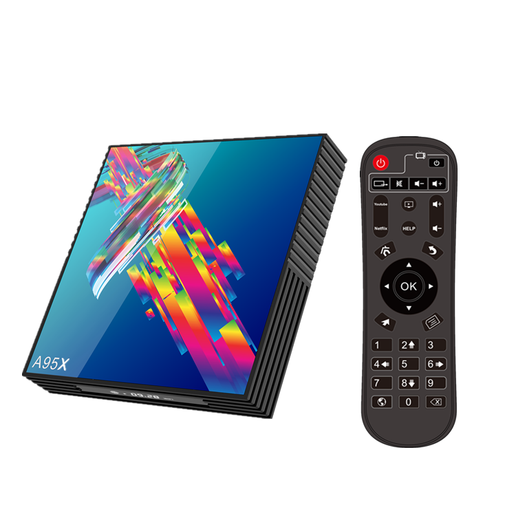A95XR3 IPTV Smart TV Box Android 9.0 4GB 32GB 64GB 2.4G/5G Wifi BT 4K Giocatore Google A95X R3 H96 MAX PLUS RK3318 Android TV Box
