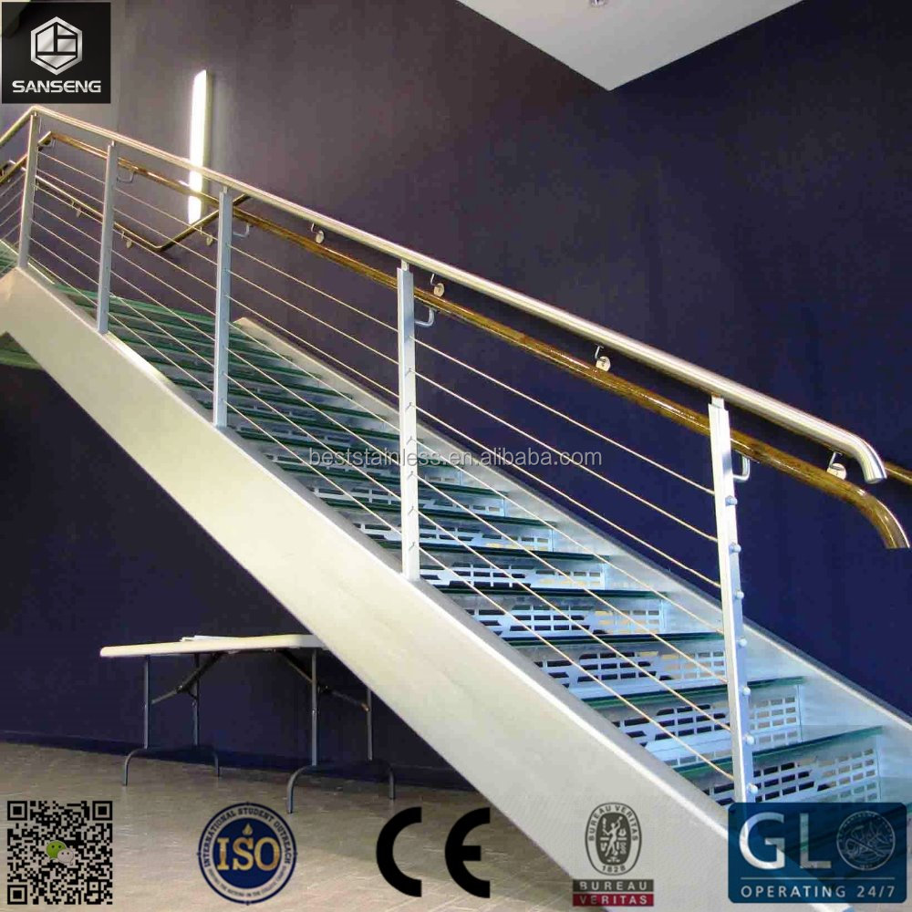 Deck Cable Railing, Deck Cable Railing Suppliers and Manufacturers ...