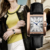 OEM  Women Fashion Leather Wrist Watch