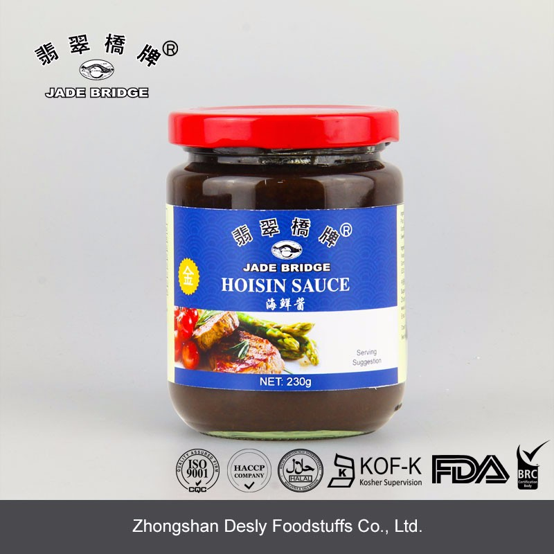 High quality black pepper steak sauce 320g with OEM service