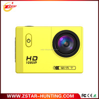 2017 cheapest 12mp waterproof full hd 1080p digital wifi sports action camera